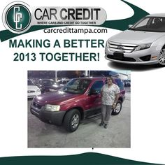 #CarCreditTampa Happy Customer!  #YOUareAPPROVED, #UsedCars, www.carcredittampa.com