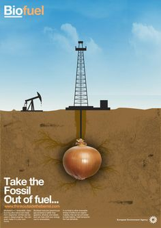 Take the Fossil Out of the Fuel