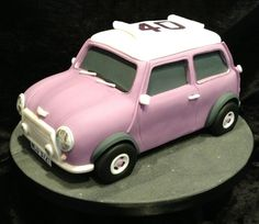 Recipes to Cook on Pinterest Car Cakes, Minis and Mini ...