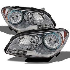 Chevy Malibu OE Replacement Chrome Bezel Headlights Driver/Passenger Head Lamps Pair New Artzone http://www.amazon.com/dp/B00SEOIS9Y/ref=cm_sw_r_pi_dp_4jF2wb034TBS2