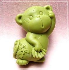 Longzang Zodiac monkey S0239 Craft Art Silicone Soap mold Craft Molds DIY Handmade soap molds, http://www.amazon.com/dp/B00IXM36WQ/ref=cm_sw_r_pi_awdm_95-3vbT0J8DV1