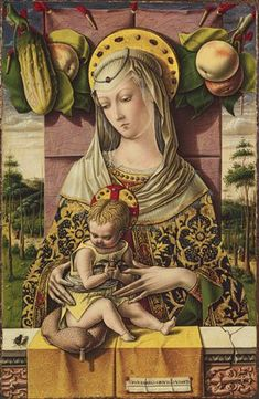 Santa Maria, Artists For Kids, Madonna And Child, Italian Renaissance, Renaissance Art, Michelangelo, 15th Century, Our Lady, Metropolitan Museum