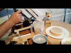 Pečenie vianočných oplatiek a recept - YouTube Homemade Christmas, Make It Yourself, Baking, Cake, Youtube, Bakken, Kuchen, Backen, Torte