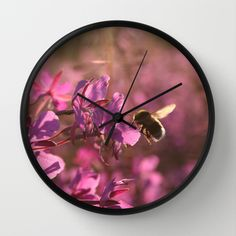Wall Clock • 'Velkommen hjem, kjære' • IN STOCK • $30.00 • Go to the store by clicking the item.