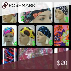 Mix & Match Spandex Headbands (Group 3) These stretchy headbands are perfect for sports, workouts, or just looking fabulous.  - Stretch to fit so 1 size fits most adults and youth - Approx. 4 inches wide in front & 1 inch in back  - Made from non-fraying, raw edge, single ply Spandex Buy 1/$4, 2/$6, 3/$9, 4/$11, 5/$13, 7/$15, 10/$20. Make a bundle. Combine other colors in any of the headband listings. Make a bundle offer for the price above. Boutique Accessories Hair Accessories