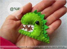 Dragon fieltro