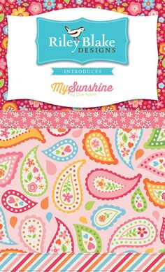Your place to buy and sell all things handmade Fabric Board, Riley Blake, Fat Quarters, Quilt Patterns, Needlework, Sunshine, Quilts, Free Shipping, Sewing