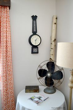 mycreativedays: Thrift Store Clock Makeover {Guest Posting on DIY Beautify}