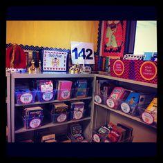 Fancy Free in 4th: Hoot Hoot! My 2012 Classroom Reveal!