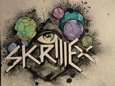 Skrillex - What is Light Where is Laughter Skrillex Logo, Back Pieces, Dubstep, Music Tv, Edm, Laughter, Graffiti, My Favorite Things, Bands
