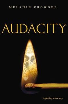 Randomly Reading: Audacity by Melanie Crowder. Audacity is a imagine fictional portrayal of the early life of Clara Lemlich.  Written in beautiful free verse, it is the story of a small, but fearless, and yes, audacious fighter.  Told from Clara's point of view in the first person, the reader is privy to her hopes, dreams, thoughts, fears, especially telling is her anger at her father for denying her an education, for not working when the family is so destitute. Review from @alex0810