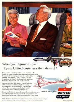 1954 ... less than driving!