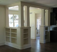 craftsman style built in bookcases | 2201 South Halsted Street, Unit 4N | Chicago, IL 60608 jschoen123@ ...