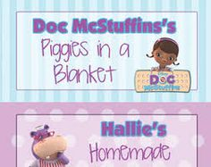 Image result for doc mcstuffins birthday party games