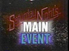 Wrestling Audio Revolution Blog: Retro Review: Saturday Night's Main Event 5 March 1, 1986