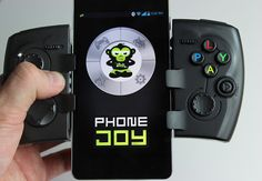 Discover PhoneJoy Play games console for smartphones gaming experience - News - Bubblews