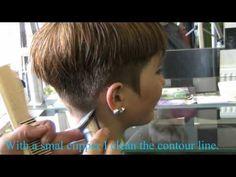 Video paso a paso de Corte - #4 By Yatzil Bilancieri - YouTube
