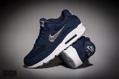 Nike Air Max 90 | 537384-411 | Szewska Sneakers Store | e-szewska.pl