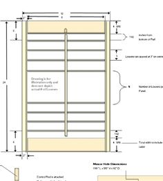 Great page for shutters, customization and home improvement projects. Source by hamonthebone Interior Window Shutters, Diy Shutters, Interior Windows, Interior Paint, Interior Design, Bamboo Blinds, Wood Blinds, House Blinds, Blinds For Windows