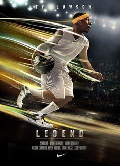 Ty Lawson Legend Movie Poster