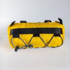 VAGABON BAGS Burrito bike handlebar bag Yellow | Etsy Bike Bag, Bike Handlebars, 3 Shop, Waterproof Fabric, Mid Length, Gym Bag, Rain Jacket, Yellow, Bags