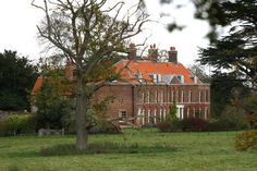 Anmer Hall, now the official residence of the Duke and Duchess of Cambridge and their son Prince George. It has been revealed they moved in this past weekend. Cambridge House, Duchess Of Cambridge, Country Estate, Country Life, Anmer Hall, Princesa Kate, Kate Middleton Prince William, Royal Residence, All Family