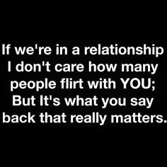 exactly....just be rude to them, be crass, tell them to go away, tell them you are not interested, tell them they are a butt ugly hag, I don't care- just do not feed their ego by stealing from my heart.