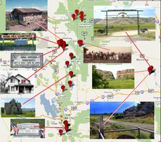 Add GPS Tags. Display Maps with Markers. Locate and mark ancestral homesteads, grave sites, homes, and scenic locations. Use the GPS Map and Track module to print maps, watch slide shows and much more.