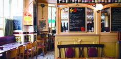 Restaurants In Paris –Chez Janou. Hg2Paris.com.