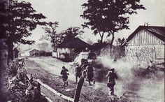 advance of a Red Army unit in the Ukraine in late summer 1943