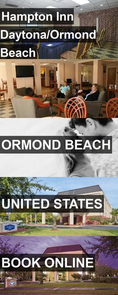Hotel Hampton Inn Daytona/Ormond Beach in Ormond Beach, United States. For more information, photos, reviews and best prices please follow the link. #UnitedStates #OrmondBeach #travel #vacation #hotel