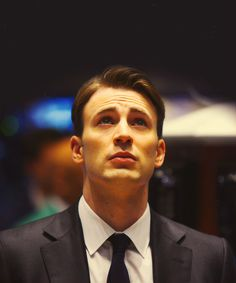 Chris Evans (Captain America/Steve Rogers)