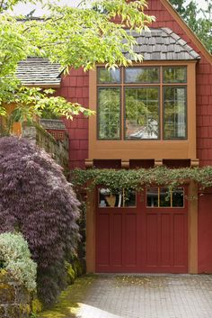 Getting ready to paint your home's exterior? Find the perfect exterior color combination with these tips on choosing house paint colors #exteriorpaintcolorsforhouse #homeremodel #colorschemes #bhg Exterior Color Combinations, Exterior Color Schemes, Exterior Paint Colors For House, Paint Colors For Home, Red Paint Colors, Outdoor Paint, Craftsman Bungalows, White Paints, House Painting