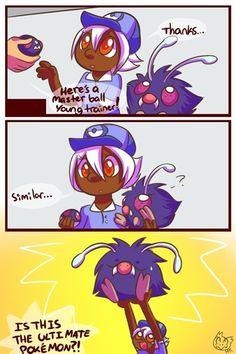 The Master Pokémon