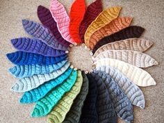 Pick your color  Knitted Ear Warmer Headband  by KnittingWriter, $25.00