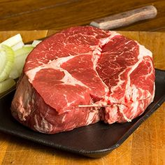 Find how to cook chuck steak in a slow cooker so that to unleash its flavor and beefy taste to the maximum. Enjoy the best way of cooking this cheap cut.