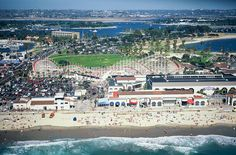 San Diego Belmont Park – Beachfront Amusement Park & Entertainment - Bing Images