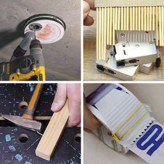 5 Minute Crafts Videos, Craft Videos, Diy Videos, Diy Crafts Hacks, Diy Home Crafts, Diy Para A Casa, Workshop Shed, Everyday Hacks, Diy Home Repair