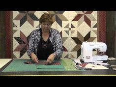 The Big Star Quilt - Quilting Made Easy! Another Jenny Doan, from the Missouri Star Quilt Company, winner!