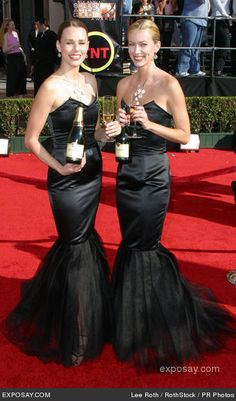 Tattinger Champagne Girls - 9th Annual Screen Actors Guild Awards