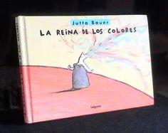 Coleccionando cuentos: La Reina de los Colores