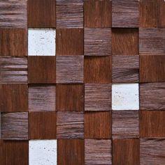 Brogliato Revestimentos - Coleções - Coleção Diálogo - C015 Chocolate - 30x30cm.