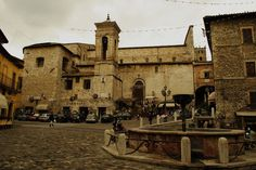 Narni - Piazza Garibaldi