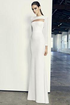 c35764bd5f Jordan Long Sleeve Gown Elegant Gowns