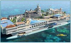 beatiful yacht