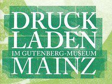 Musée Gutenberg de Mayence: Boutique d'impression