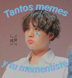 YoonGi pasiva♡ ٩(♡ε♡ )۶ ✵Incluye cualqu… # Fanfic # amreading # books # wattpad Blackpink Memes, Best Memes, Funny Memes, Sad Faces, Meme Faces, Yoongi, Bts Jungkook, Bts Quotes, Relationship Memes