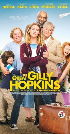 The Great Gilly Hopkins starring Sophie Nélisse, Kathy Bates, Glenn Close, Octavia Spencer & Julia Stiles Streaming Movies, Hd Movies, Movies To Watch, Movies Online, Movies And Tv Shows, Movie Tv, Hd Streaming, 2016 Movies, Musica