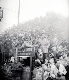 The wait on Tourmalet, Tour de France 1953