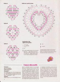 créations crochet: MOTIFS